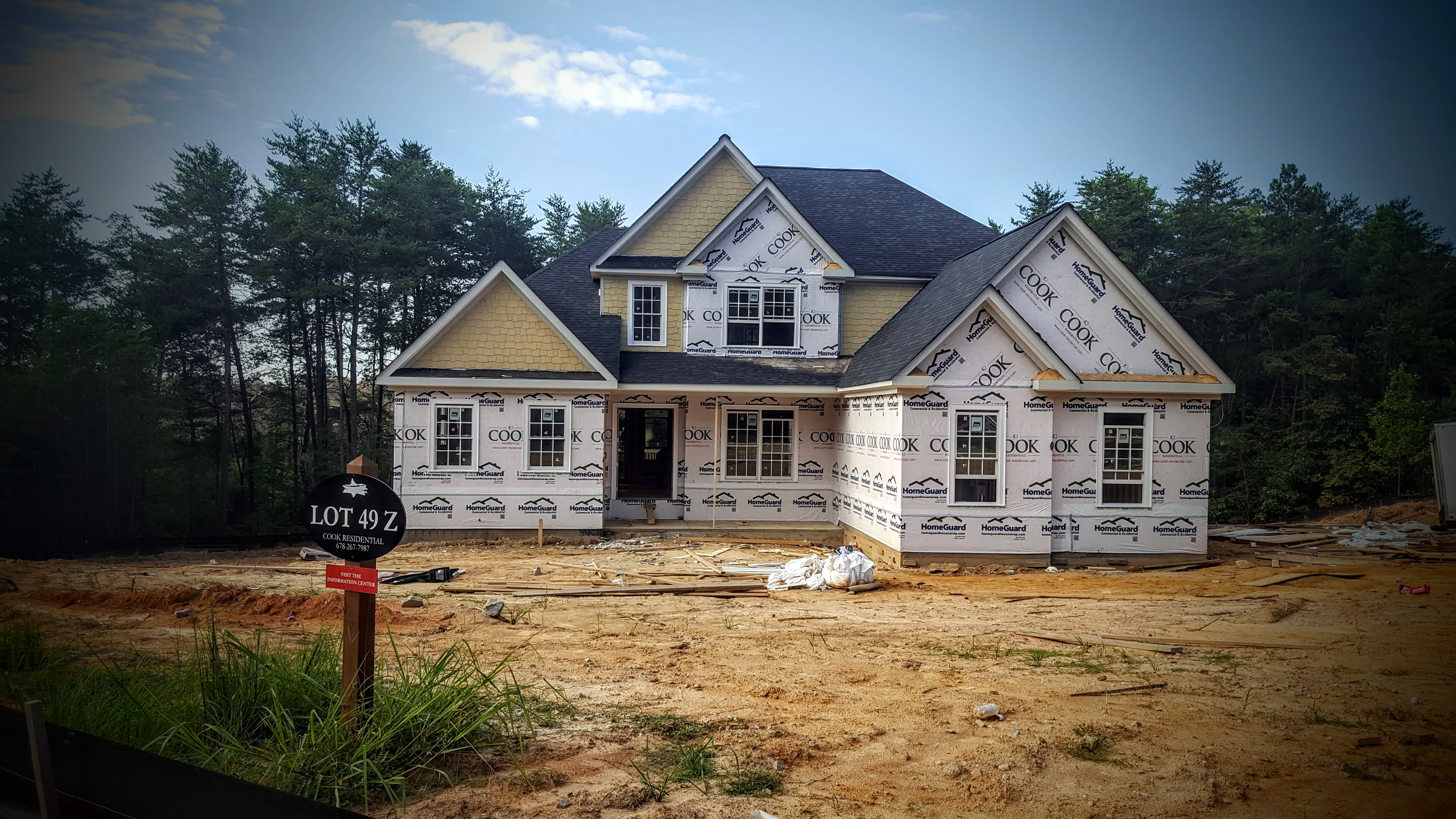 builders announced for georgia community 39 s new phase the