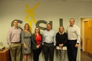 Cook Cares Team Visits with Sisu
